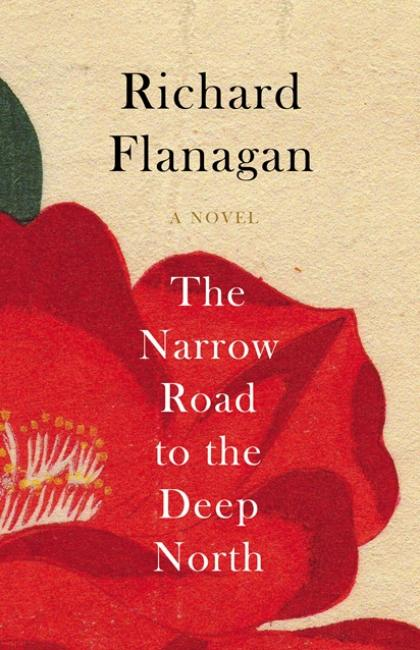 132.Richard Flanagan-The Narrow Road To The Deep North cover