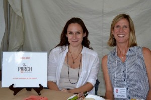 Susannah Felts and Katie McDougall, photo by Chapter16.org