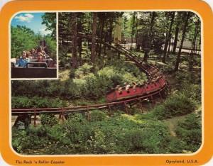 The RocknRoller Coaster