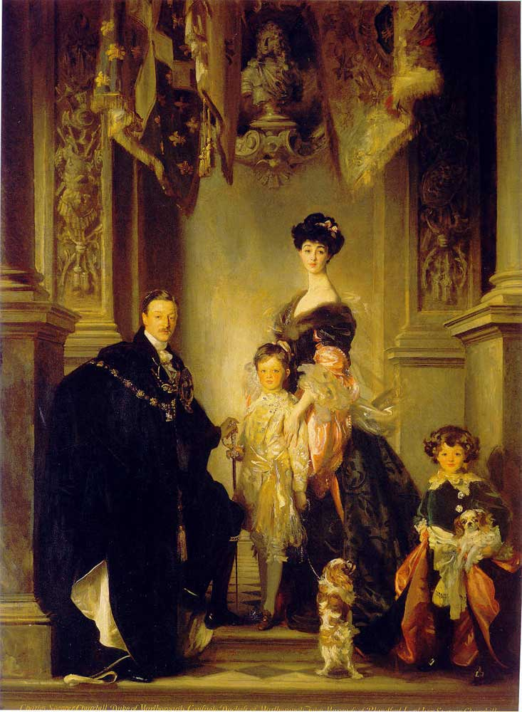 Duke_of_Marlborough_Family