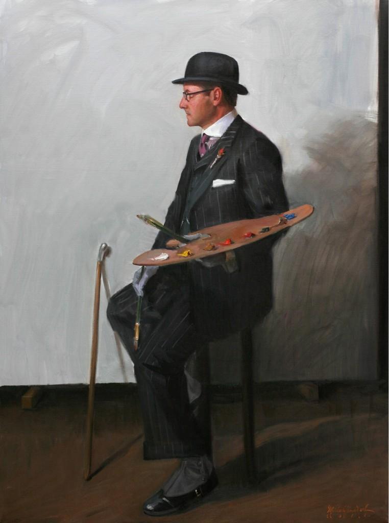 Neal Self Portrait-1