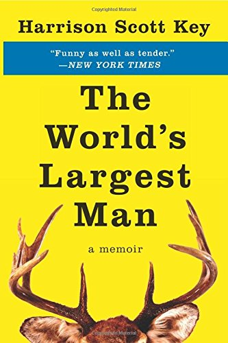 The World's Largest Man Book Cover