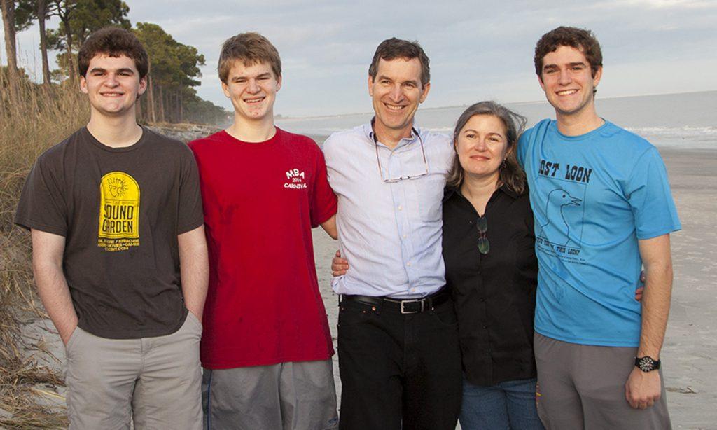Nashville Moxleys-- Henry (19), Joe (17), Haywood, Margaret, and Sam (23)