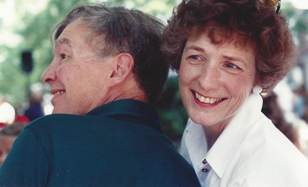 Bill & Claudia